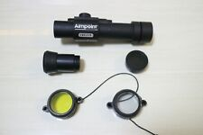 Vintage 1993 Aimpoint 3000 optic red dot scope with accessories Delta Force