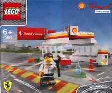 LEGO® Shell Ferrari 40195 Shell Tankstelle NEU OVP_ Shell Station NEW MISB NRFB