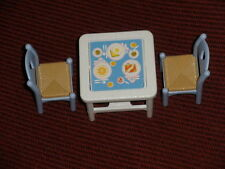 Fisher Price Loving Family Table and Chairs
