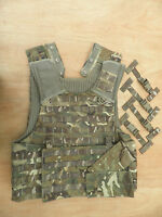 MTP Osprey Body armour vest cover set. Mark 4/4a  Grade 1, All sizes.
