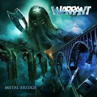 WARRANT - METAL BRIDGE  CD NEU