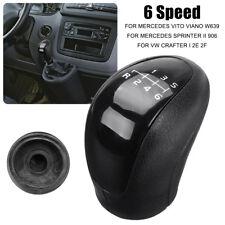 6 Speed Gear Stick Shift Knob Fits Mercedes Benz Vito Viano Sprinter VW Crafter
