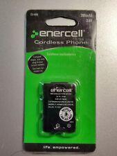 RadioShack Enercell Cordless Phone Battery 23-906 2300906 700mAh 3.6V