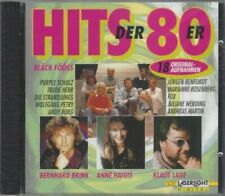 Hits Der 80er - 18 Original Hits Der Superstars CD, Bläck Fööss, Purple Schulz..