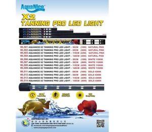 AQUA NICE'S X2 PRO TANNING LED LIGHT FOR AROWANA, FLOWERHORN, GOLDFISH, KOI