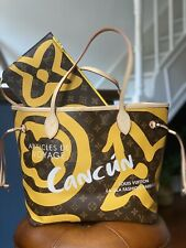 Louis Vuitton Cancun Neverfull MM Limited Edition