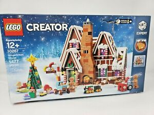 LEGO Creator Gingerbread House 10267 - New in Damaged Box