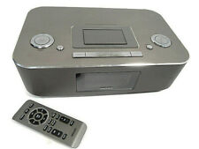 Philips DC290B/37 Radio iPod/iPhone Alarm Speaker Audio Dock 30 Pin w/ Remote