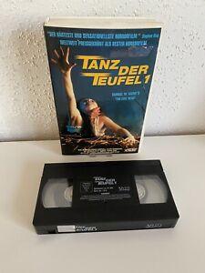 Tanz der Teufel 1 VHS Kassette Video Tape von VCL The Evil Dead Teil I