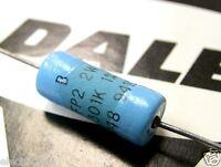 2pcs - DALE FP2 18K 2W 1% 500V Metal Film Resistor - For Audio