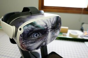 Joker full wrap Skin kit that fits the Oculus Quest 2