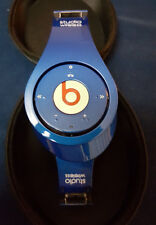 Wireless - Bluetooth Beats by Dr. Dre Studio Headband Headphones  - Blue