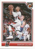 Damien Lillard Panini Complete 2016/17 - NBA Basketball Card #367