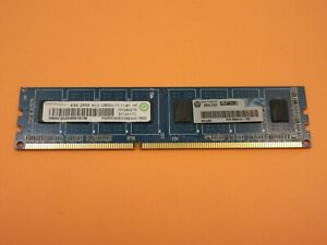 RAMAXEL 4GB (1-Stick) PC Desktop Memory RMR5040ED58E9W-1600 PC3-12800 RAM DDR3