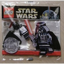 LEGO  STAR  WARS   CHROME  DARTH  VADER  #SW218  BRAND  NEW