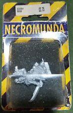 Necromunda Underhive Scavvy Boss / Leader - New in Blister Pack- Metal