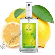 Weleda Organic Natural Citrus Deodorant Aluminium Free 100ml Brand NEW