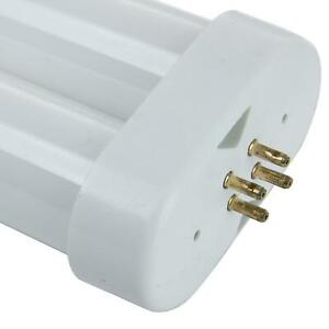 Sunlite T8 Fluorescent U Shaped Light Bulb GX10q 4-Pin Base - 40 Watt
