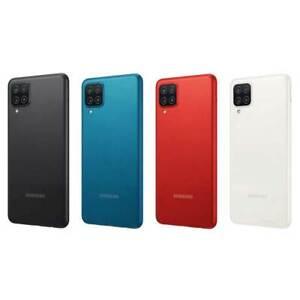 New Samsung Galaxy A12 32GB - 64GB - 128GB Dual Sim 4G LTE Unlocked Smartphone
