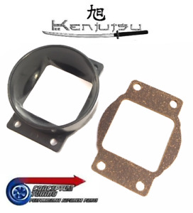 "Kenjutsu 3"" 76mm AFM MAF adaptor for BMW Toyota VW Vauxhall Bosch Air Flow Meter"