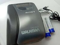Sony Walkman WM-FX151 Personal Cassette Tape Portable Stereo Radio FM AM Tuner