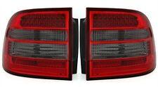 FEUX ARRIERES LED PORSCHE CAYENNE 2002-2007 3.6 3.2 V6 NOIR ROUGE CRISTAL