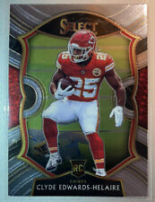 2020 Panini Select Base Clyde Edwards-Helaire #54 Concourse RC Rookie Card