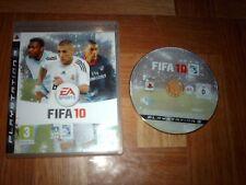 FIFA 10...jeu complet...sur PS3