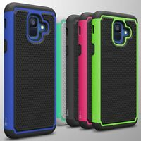 For Samsung Galaxy A6 2018 Case Tough Protective Hard Hybrid Slim Phone Cover