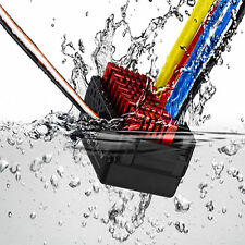 Original Hobbywing Quicrun WP 60A ESC 860 Dual Brushed Waterproof Motor Car B