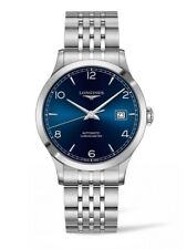 New Longines Record Automatic Blue Dial Men's Watch L28214966