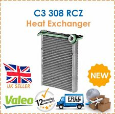 For Citroen C3 Picasso + Peugeot 308 CC SW Heat Exchanger, Interior Heating New