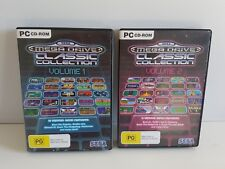 PC Games - SEGA MEGA DRIVE CLASSIC COLLECTION Volume 1 & Volume 2 - PC CD ROM