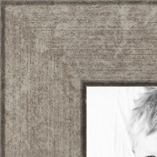 "ArtToFrames 1.25"" Custom Poster Frame  Silver Style 4642 Large"