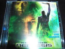 Star Trek Nemesis Original Soundtrack CD By Jerry Goldsmith - Like New