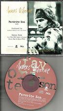 ANDERS OSBORNE Favorite Son ULTRA RARE RADIO DJ PROMO CD single 1995 USA MINT
