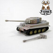 Popy 1/144 Projekt Panzer 00 #2_ Tiger I - Winter _German Tank WWII  POX02Q