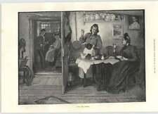 1894 Davidson Knowles Love And Gossip Artwork