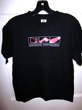 DASHBOARD CONFESSIONAL youth large T shirt Florida alt-rock OG kids tee 2001