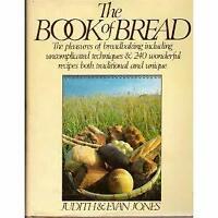 The Book of Bread Hardcover Judith Jones