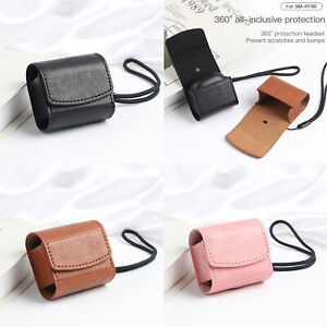 Earphones Protective Cover Leather Bag for Samsung Galaxy Buds Pro/Buds Live