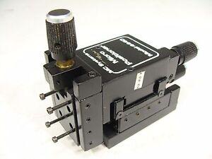 MC Systems 4440 Slimline Precision Micro Wafer Probe Positioner / Manipulator #3