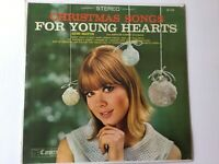 Gene Martin, Arthur Carre CHRISTMAS SONGS FOR YOUNG HEARTS LP factory SEALED