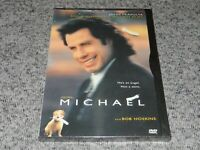 MICHAEL (Snapcase DVD, 1997) John Travolta Andie MacDowell BRAND NEW & SEALED