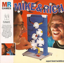 Mike & Rich Expert Knob Twiddlers 2cd out 2nd Sep Aphex Twin