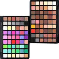 54 Colors Matte Shimmer Eyeshadow Eye Shadow Smoky Eyes Makeup Palette