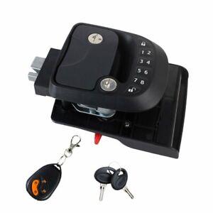 Keyless Entry Door Lock Latch Handle Knob Deadbolt For RV Camper Trailer US Fast