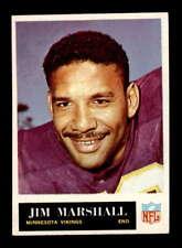 1965 Philadelphia #107 Jim Marshall  EXMT+ X1624013