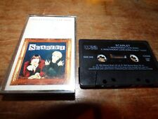 1994 CASSETTE SINGLE  BY SCARLET- INDEPENDENT LOVE SONG- VG CON.