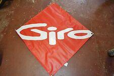"Giro Sports Banner 41"" X 41"" w/ grommets"